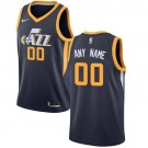 Youth Utah Jazz Customized Navy Icon Swingman Nike Jersey