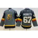 Youth Vegas Golden Knights #67 Max Pacioretty Gray Jersey
