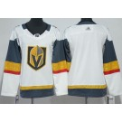 Youth Vegas Golden Knights Blank White Jersey