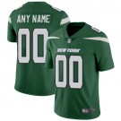 Youth New York Jets Customized Limited Green Vapor Untouchable Jersey