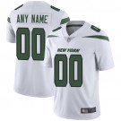 Youth New York Jets Customized Limited White Vapor Untouchable Jersey